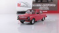 ZAZ 968M AutoLegends USSR 1979. Diecast Metal model 1:43. Deagostini. NEW
