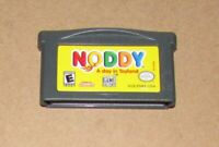 Noddy: A Day in Toyland for Nintendo Game Boy Advance Fast Shipping!