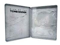 Rise of the TOMB RAIDER Steelbook NEU stahlbuch Lara Croft New Collectors
