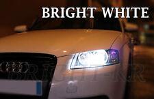 AUDI A3 A6 C6 8P HEADLIGHT LAMP LIGHT BULBS- XENON 7500K WHITE