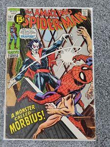 Amazing Spiderman 101