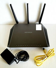 NETGEAR Nighthawk AC1900 Smart WiFi Router Model R7000 Black
