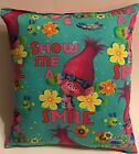 Trolls Pillow Dreamworks New Trolls Movie Pillow Smile Pillow Made in USA