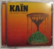 CD Kain - Les saisons s'tassent (Passeport)