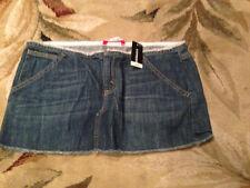 New NWT Express size XS mini denim skirt  cute $49