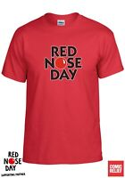 Red Nose Day Comic Relief Charity T-Shirt T shirt Men Women Unisex Baseball 1837