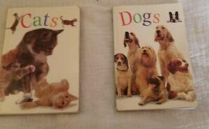 CAT AND DOG MINI BOOK PAPERBACK
