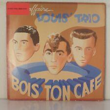 """L'Affaire Louis Trio – Bois Ton Café (Vinyl, 12"""",Maxi 33 Tours)"""