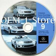 01 02 2003 MERCEDES BENZ S430 S500 S600 S55 NAVIGATION CD SOUTHEAST AL FL GA SC