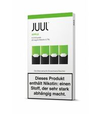 1x Packungen JUUL Mango Liquid Pods 20mg Nikotin 0 7ml -