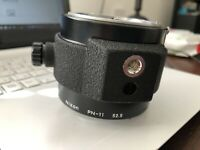 *Near Mint* Nikon PN-11 Auto Extension Ring for Macro 105mm f/4 from Japan #IW-7