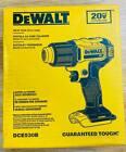 Dewalt DCE530B  20 volt Heat Gun Bare tool BRAND NEW