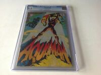 AQUAMAN 42 CGC 8.5 OFF-WHITE PAGES AWESOME BLACK MANTA COVER AND APP DC COMICS