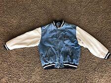 Vintage ARIZONA Jean Jacket Mens MEDIUM  90's Hip Hop Urban Style Denim