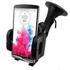 Parabrisas Giratorio Grande Ventosa Soporte Teléfono en Coche Equipo Cuna ✔ HTC