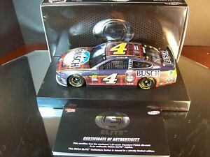 Kevin Harvick #4 Busch Beer Flannel 2019 Ford Mustang RCCA Elite 188 Made 1:24