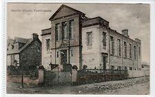 BAPTIST CHAPEL, CAMBUSLANG: Lanarkshire postcard (C18735)