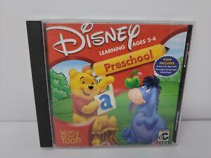 Disney Learning Preschool Winnie the Pooh 1999