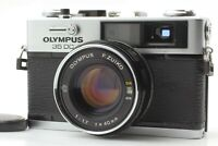 【NEAR MINT】 Olympus 35 DC 35mm Rangefinder Film Camera 40mm f1.7 Lens from JAPAN