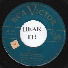 Desi Arnaz LATIN MAMBO 45 (RCA 2867) Tico Tico/ Peanut Vendor