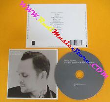 CD MANS JALEVIK For The Loveless & The Heartless 2007 Sweden no lp mc dvd (CS12)