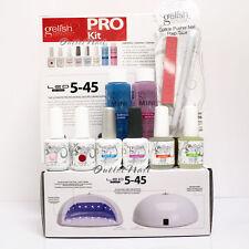 GELISH Harmony MASTER PRO 5-45 Complete Kit: LED Lamp 110-240V + Base Top 01789