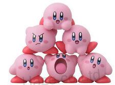 Star Kirby Popopo Cosplay Figure Kids Doll with Box