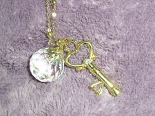 collier necklace fantaisie jewel sailor moon from japan clé du temps 2  time key