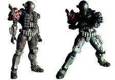 Halo Reach Square Enix Play Arts Kai Series 1 Action Figure EMILE LOOSE
