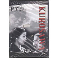 Lo Spirito Piu' Elevato DVD Kurosawa Akira S Kiyokawa T Shimura Mondo Sigillato