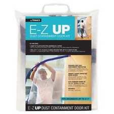 E-Z UP 54740 Plastic Door with Zipper,Clear,Plastic