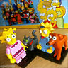 LEGO 71009 THE SIMPSONS Minifigures LISA & MAGGIE Cat & Dog SERIES 2 SEALED Pets