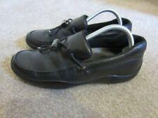 mens vintage prada slip on shoes   size uk 7