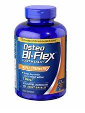 Osteo Bi-Flex Joint Health Triple Strength, 200 Tablets Exp-09/2022