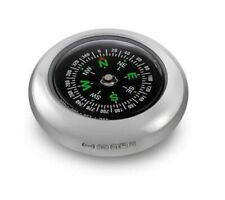 Silver Compass - Sterling Silver - Fully Hallmarked English Silver