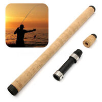 Fishing Reel Seat + Spinning Rod Handle Cork Grip for DIY Building or Repair UK