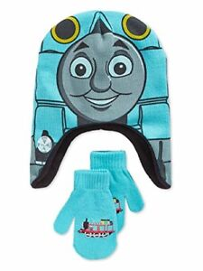 Thomas & Friends Boy's Toddler Hat with Matching Gloves Winter 2 Piece Set, $28