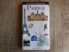 Parigi - le guide mondadori - ottava edizione completamente aggiornata: 2001