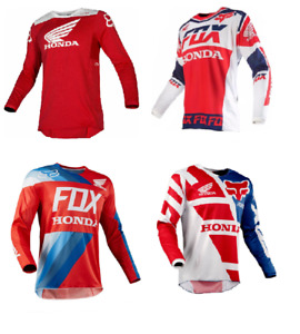 Fox 180 race Riding Jersey Men's Motocross/MX/ATV/BMX/MTB Dirt Bike