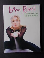 * Le Ann Rimes-Sittin On Top Of The World - -Songbook