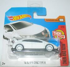 Hot Wheels - 16 Honda Civic Type R - with changed wheels (2018)