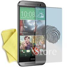 4 Pellicola Opaca Per HTC ONE M8 Antiriflesso Antimpronta Salva Proteggi Schermo