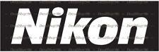 Nikon Sports Optics/Scopes -Hunting/Shooting- Vinyl Die-Cut Peel N' Stick Decals