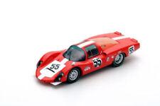 S5421 Spark:1/43 Porsche 906 LH #55 5TH 24H Daytona 1967  D.Spoerry-R.Steinemann