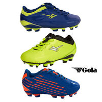 Gola Ativos Rapid Blade Kids PE Moulded Stud Sports Trainers Football Boots