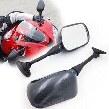 Carbon Fiber Racing Mirror For Honda CBR1000RR CBR600RR CBR 600 1000 RR 600RR
