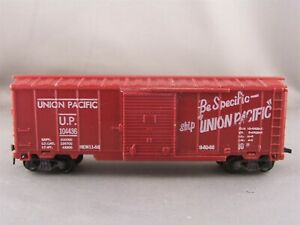 Marx - Union Pacific - 40' Box Car + Wgt # 104436