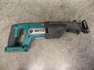Makita BJR240 24v Cordless Reciprocating Saw. No Battery or Charger
