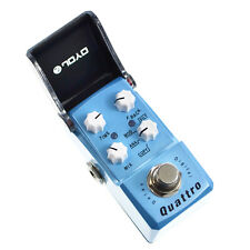JOYO JF-318 Quattro Digital Delay Ironman 4 Mode Guitar Effects Pedal