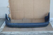 REAR BUMPER ASSEMBLY (DISCONTINUED) AUDI 100 SERIES 93